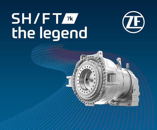 SHIFT - The legend - ZF