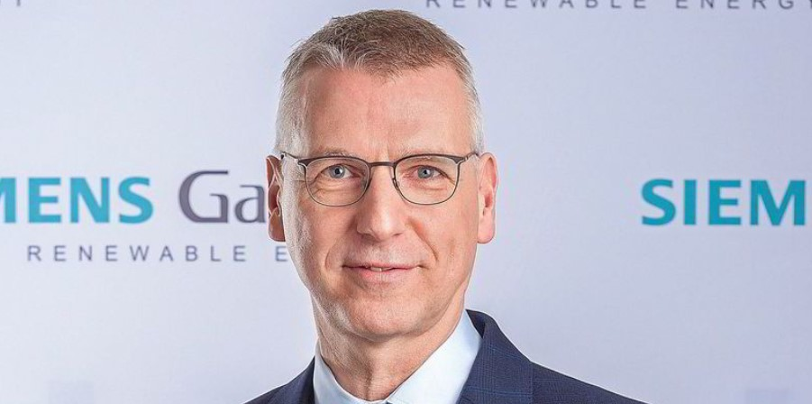 Andreas Nauen Photo SGRE